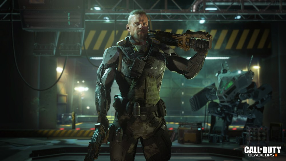 Character reveal (Not Gadget-Bot made) via https://www.callofduty.com/blackops3