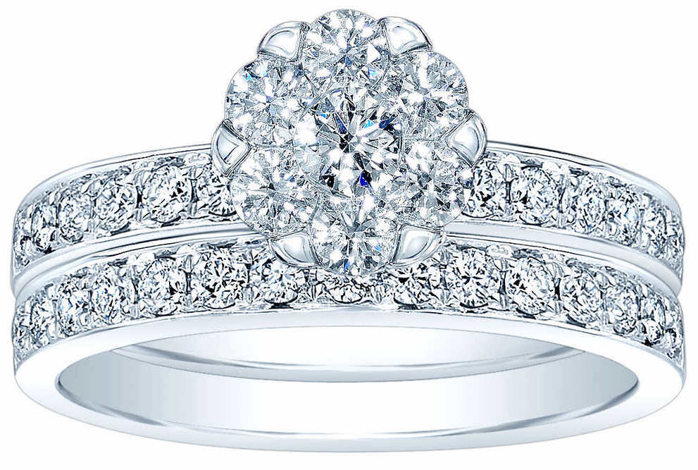 solitaire by lang diamond carat g
