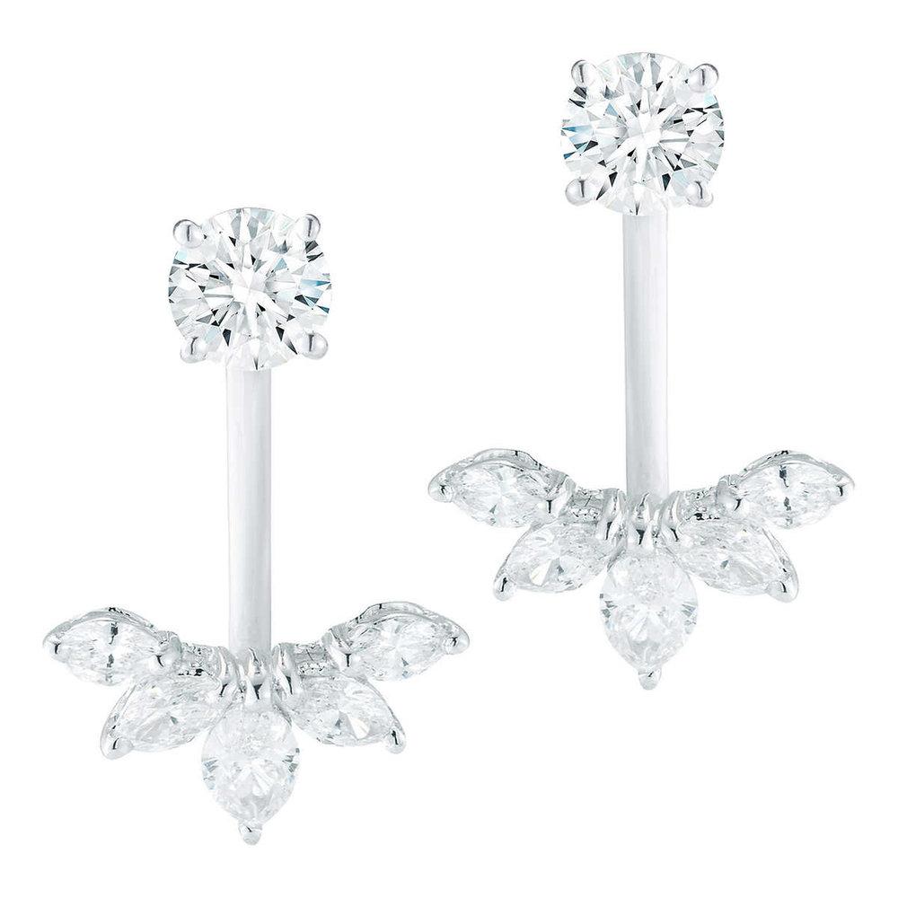 diamond jewelers engagement wedding bands and fine jewelry Diamond Bracelet Earrings