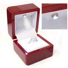 luxury ring box gina amir