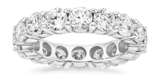 diamond band bands ring wedding rings