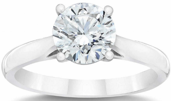 Round+Brilliant+2.61+ct+VVS2+Clarity,+H+Color+Diamond+Platinum+Solitaire+Ring+1.jpg