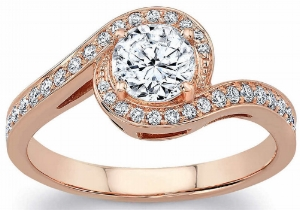 Round+Brilliant+1.05+ctw+VS2+Clarity,+I+Color+Diamond+18kt+Rose+Gold+Ring+1.jpg