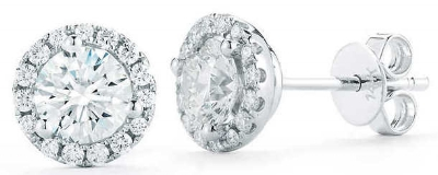 Round+Brilliant+0.95+ctw+VS2+Clarity,+I+Color+Diamond+14kt+White+Gold+Earrings.jpg