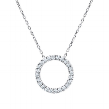 Round+Brilliant+0.32+ctw+VS2+Clarity,+I+Color+Diamond+14kt+White+Gold+Circle+Necklace.jpg