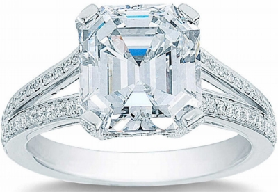 Emerald+Cut+5.43+ctw+VS1+Clarity+E+Color+Diamond+Platinum+Wedding+Ring+1.jpg
