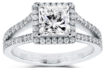 Princess+Diamond+Halo+Split+Shank+Ring+1.18+CTW+in+14k+White+Gold.png