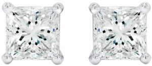 Princess+Cut+4.00+ctw+VS2+Clarity,+I+Color+Diamond+Platinum+Screwback+Stud+Earrings+2.jpg