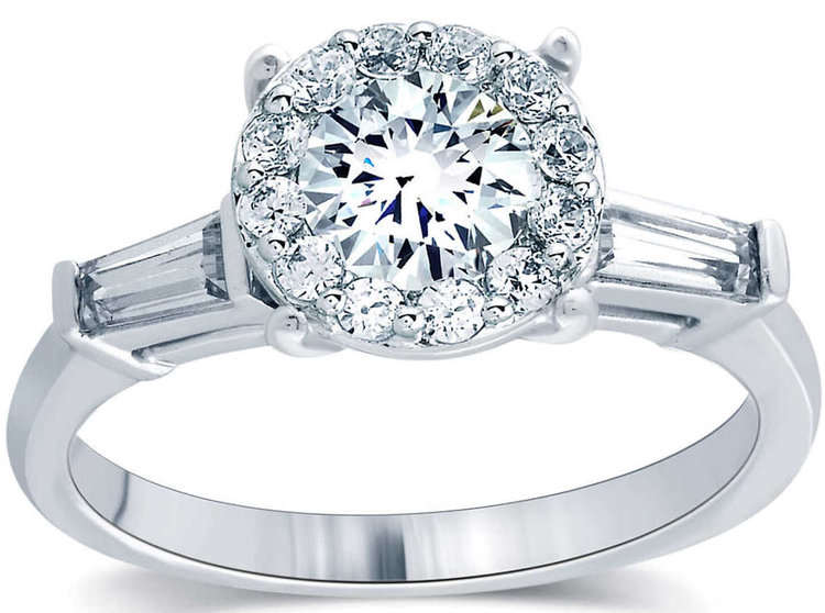 Engagement Rings - Brows Through our wide selections of the best diamond rings in Beverly Hills.  Selection includes diamond engagement rings from solitaire, halo, 3 stone to very modern & contemporaneity wedding rings. All center diamonds are top quality with maximum shine and brilliance.