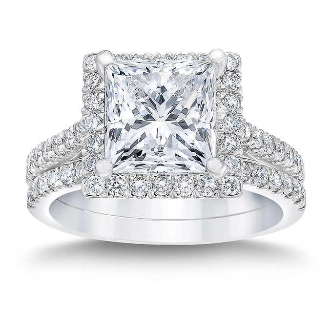 princess cut diamond ring and band set.jpg