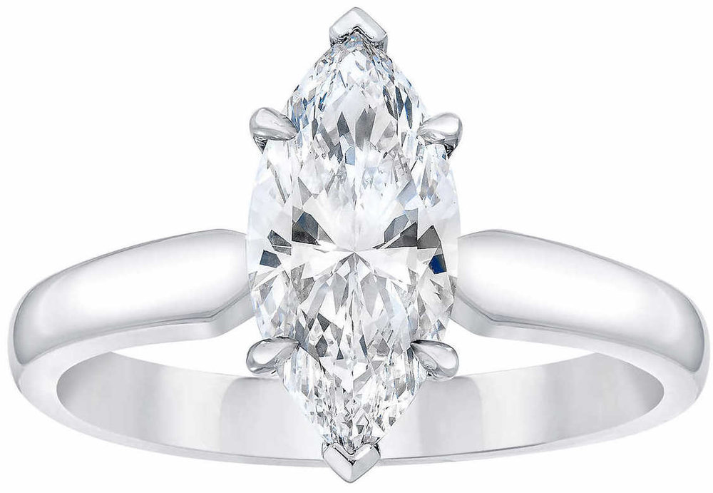 Marquise+Cut+2.01+ct+VVS2+Clarity,+D+Color+Diamond+Platinum+Solitaire+Ring+1.jpg