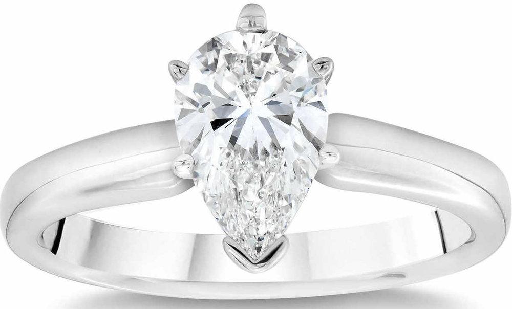 Pear+Shape+2.01+ct+VS1+Clarity,+F+Color+Diamond+Platinum+Solitaire+Ring+1.jpg