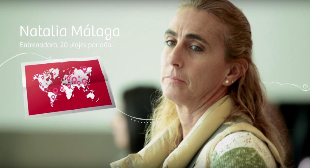 Natalia Málaga - Entrenadora