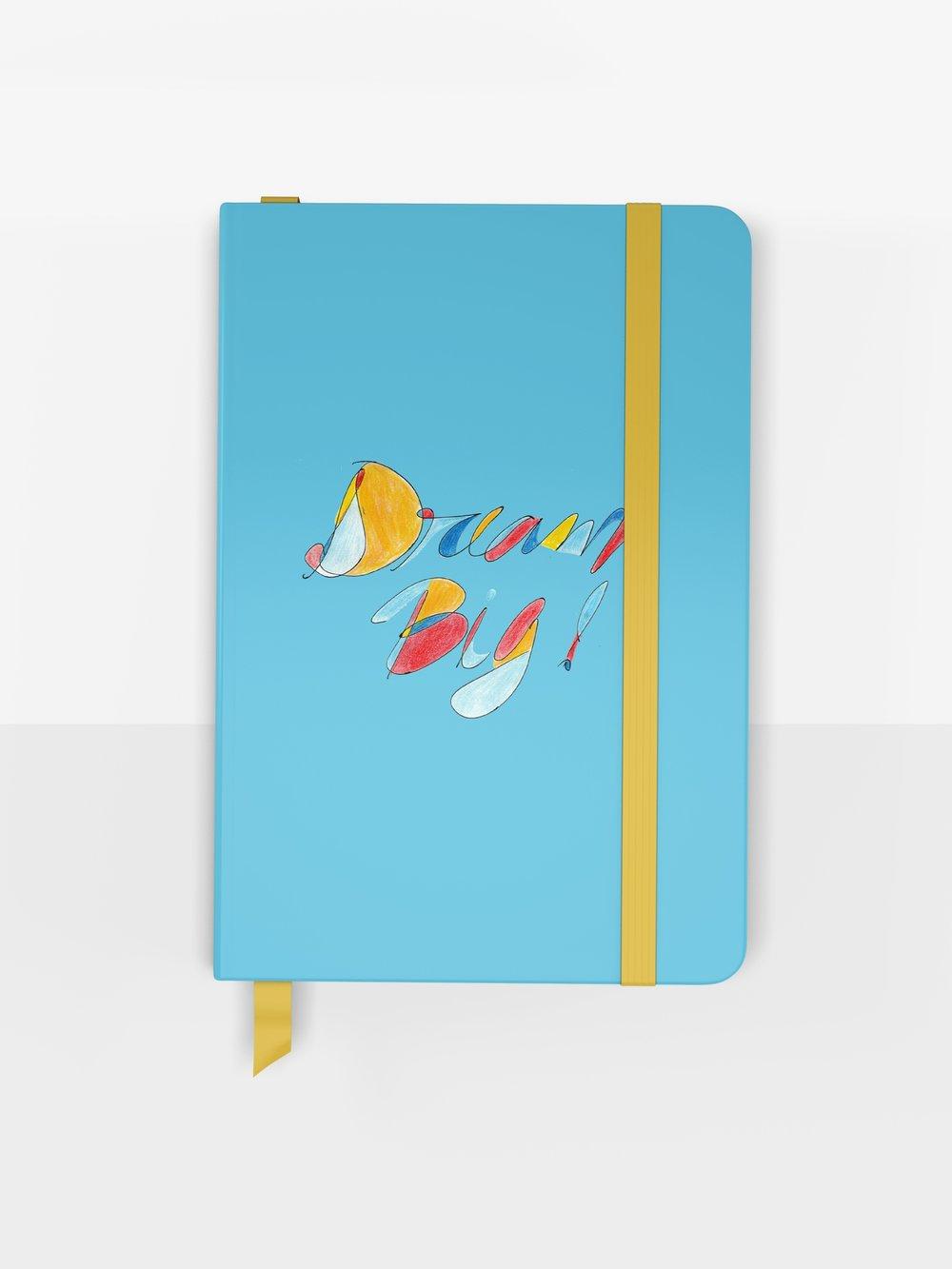 DREAM BIG - Diseñado por ChePiú.PRECIO: S/. 75.00 SOLESPrecio Regular: S/. 120.00 Soles