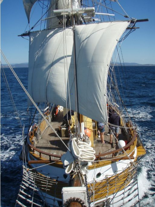 Day Sails - Be part of the
