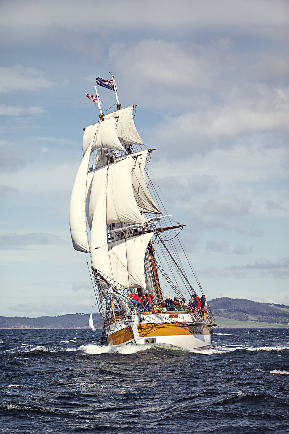 Take a passage back in time - Sail to Metung and back aboard the beautiful tall ship Lady Nelson, enjoy a unique and unforgettable day on the pristine waters of the Gippsland Lakes. Bring a picnic lunch or eat at the pub or one of the many cafes. Friday 2nd March & Monday 5th MarchPaynesville to Metung and return departing 10:00am returning 3pmApprox: 5hrs stopping for an hour in Metung - $110