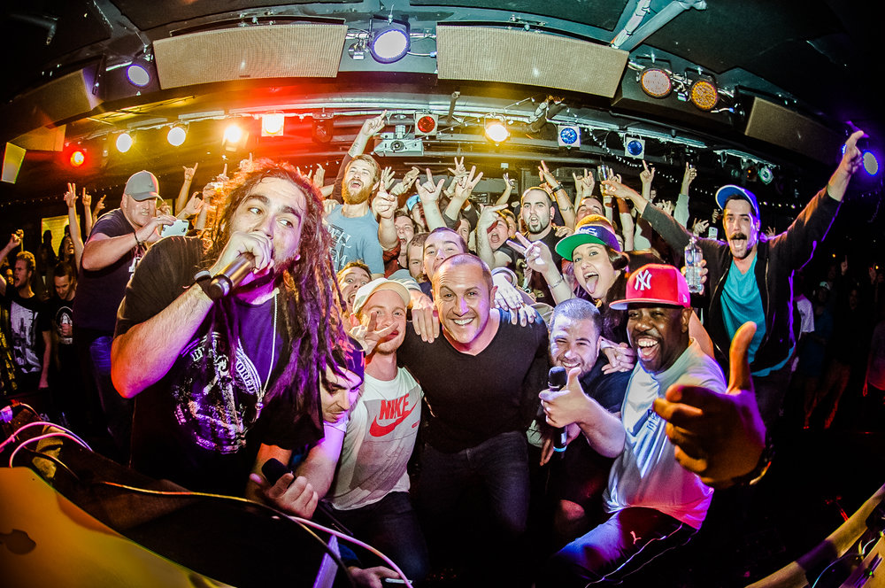 The Funkoars & Larry Emdur