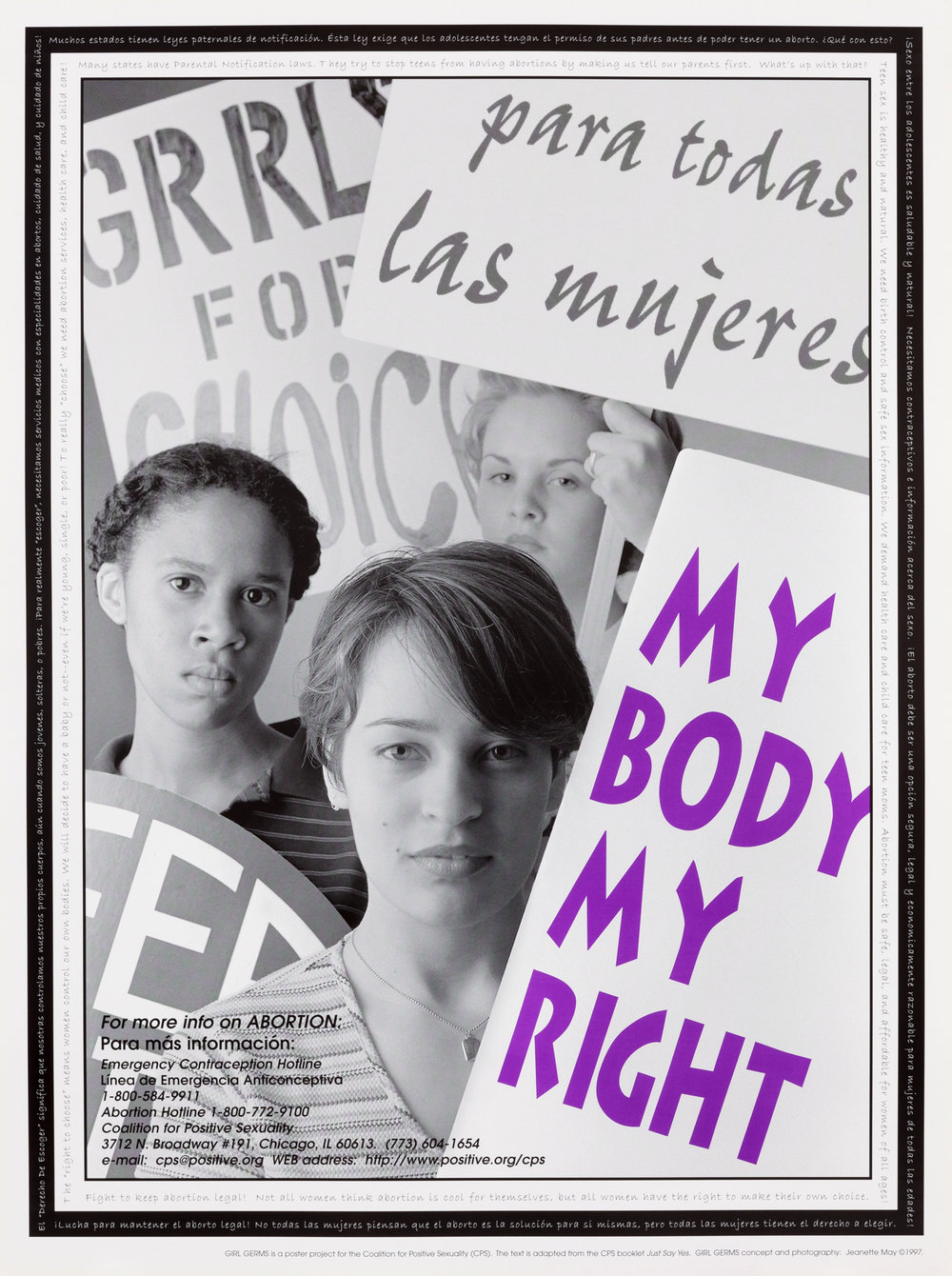 My Body My Right