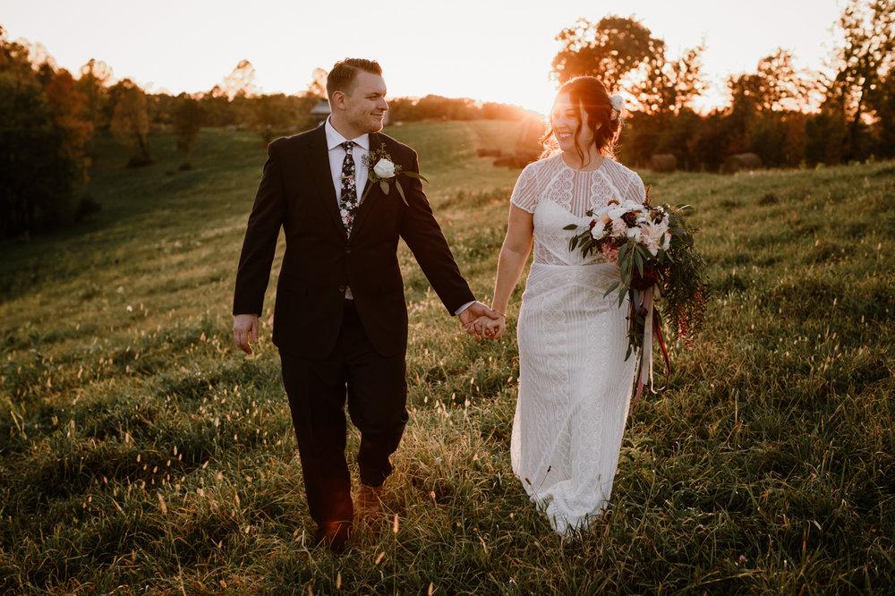 Renee & Ryan - Gorgeous Rivercrest Farm Wedding