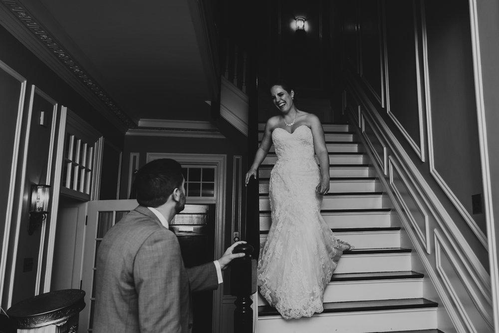 STEPHANIE & KODY - WEDDING AT BRYN DU MANSION
