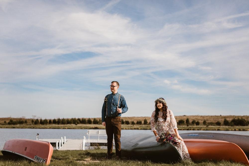 BRITTANY & AJ - INTIMATE OHIO ELOPEMENT