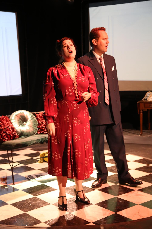 Karen Lange & Jason Hentrich