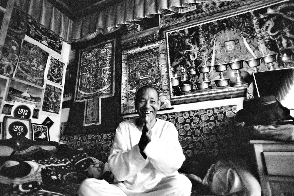 KyabyeOrgyen KunsunLingpa -  Foto: Nurha De Souza
