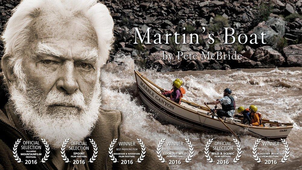 Martin's Boat Film