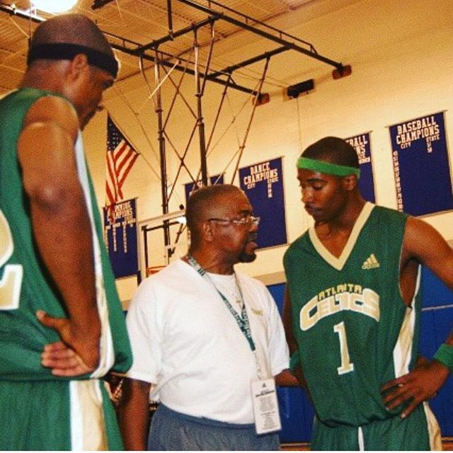 This guy was one of the pioneers in elevating the game of basketball in the state of Georgia.Wallace Prather touch so many lives including mine.R.I.P never forgotten!!!!