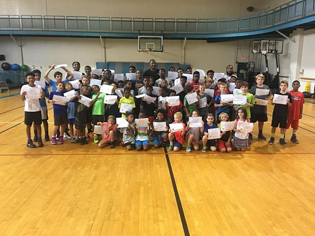 Last day of camp.I like to thank my staff for their patients and dedication.We would also like thank all the wonderful speakers over the last several weeks for your time and efforts in making Bobellbasketball camps a huge success .The kids had so much fun learning new innovative skills and techniques!!!