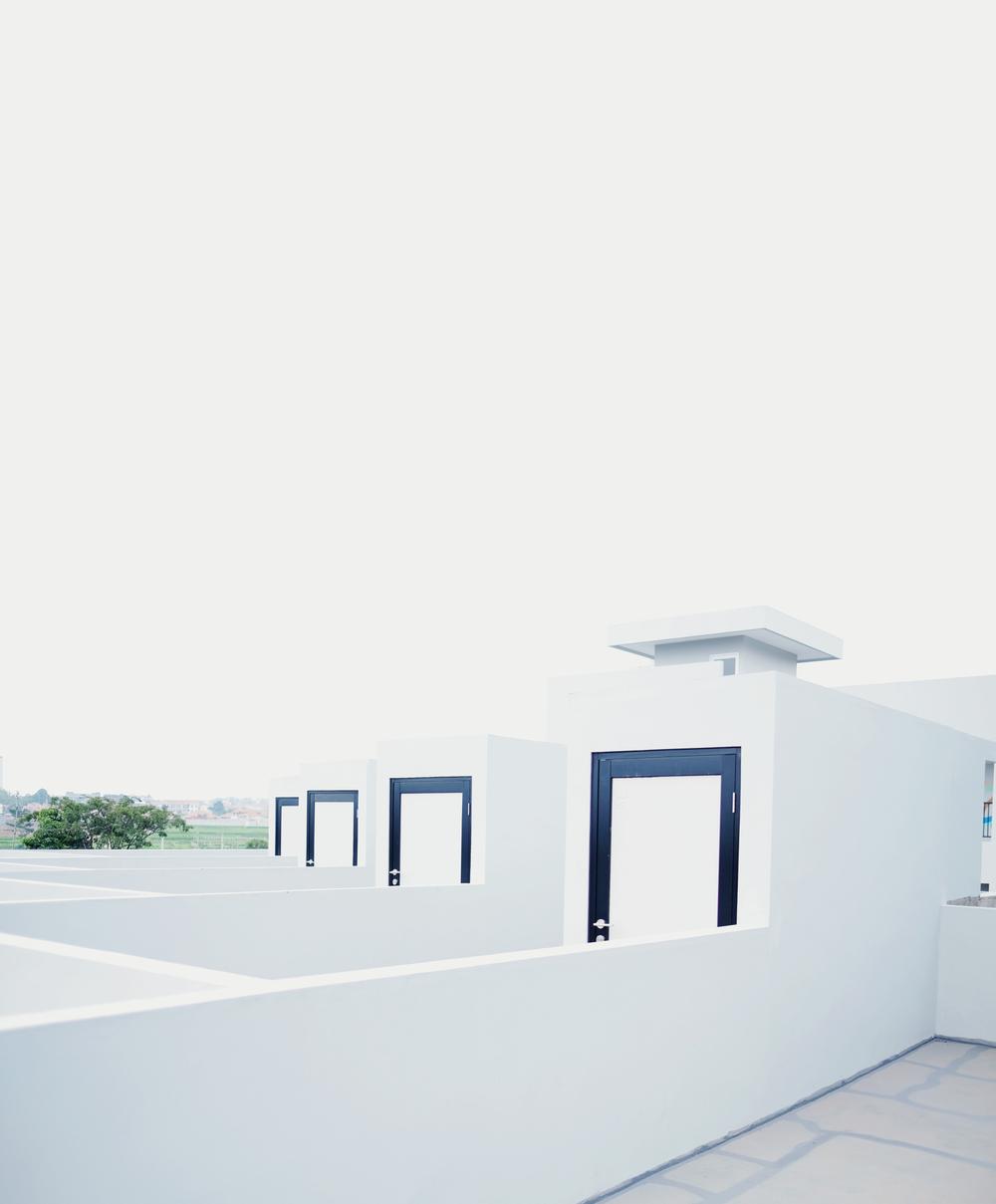 duplex rooftop