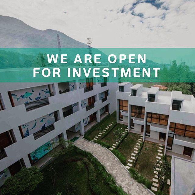 The Palapa Group mengundang anda untuk memiliki Bisnis Kost anda sendiri! Hubungi kami untuk peluang investasi yang memberikan pendapatan pasif yang stabil di pasar yang terus meningkat! . . . Panorama Residence Jatinangor Live with Balance