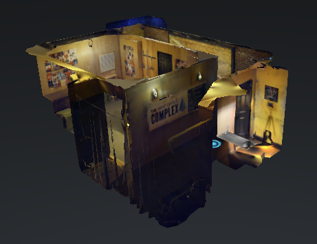 Did you know you can explore Escape the Complex in 3D thanks to Visionary Media? Click the image above to explore.