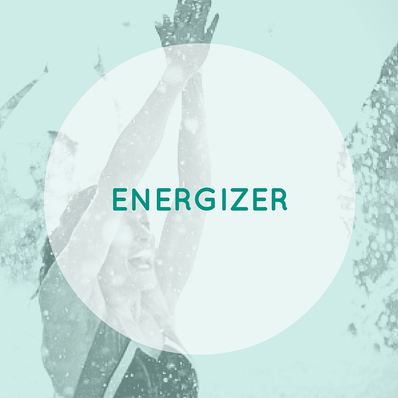 "An upbeat, fun class that will ""energize"" the rest of YOUR day! The 40 minute cardio segment will challenge all fitness levels. Tone! Strengthen! Condition! Laugh!     ENERGIZER: B 