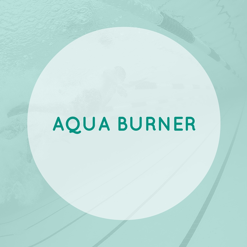 Jump on in to this water aerobics class, splash to the beat, & burn those calories! This high intensity class combines both cardio & muscle conditioning elements for a full body workout. Burn it up in the water! AQUA BURNER: B | I | A
