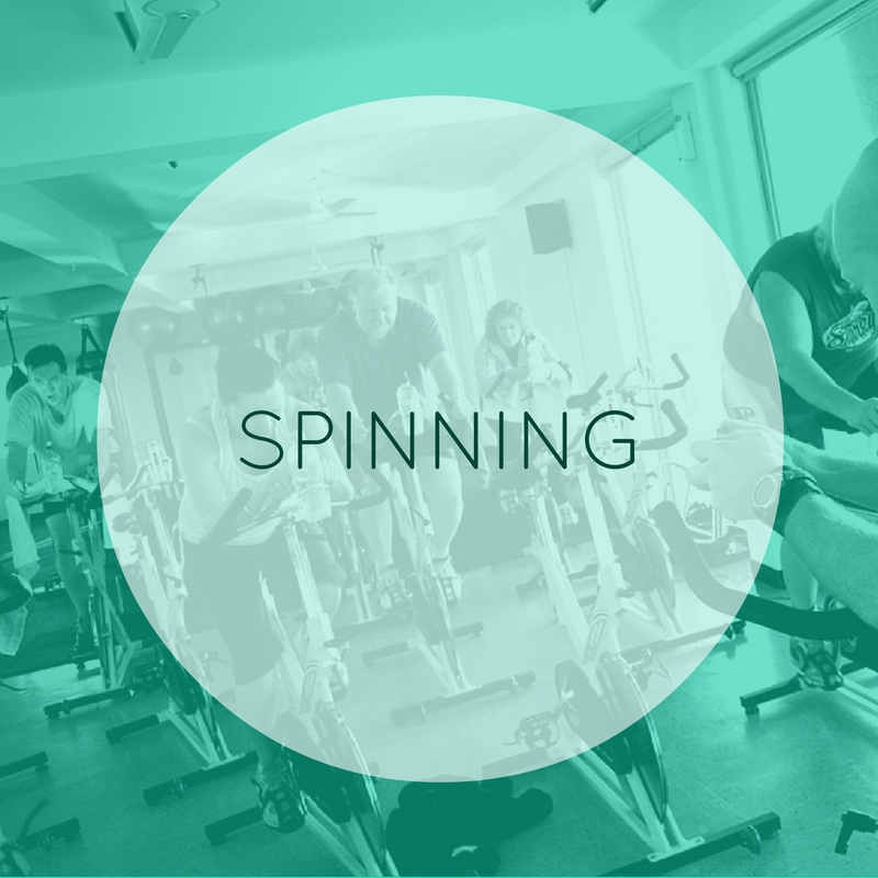 Let our certified SPINNING* instructors take you through a challenging course of terrain designed to make you sweat and stay focused on power. *Bikes must be reserved up to 2 days in advances at the front desk.  SPINNING: B/I/A