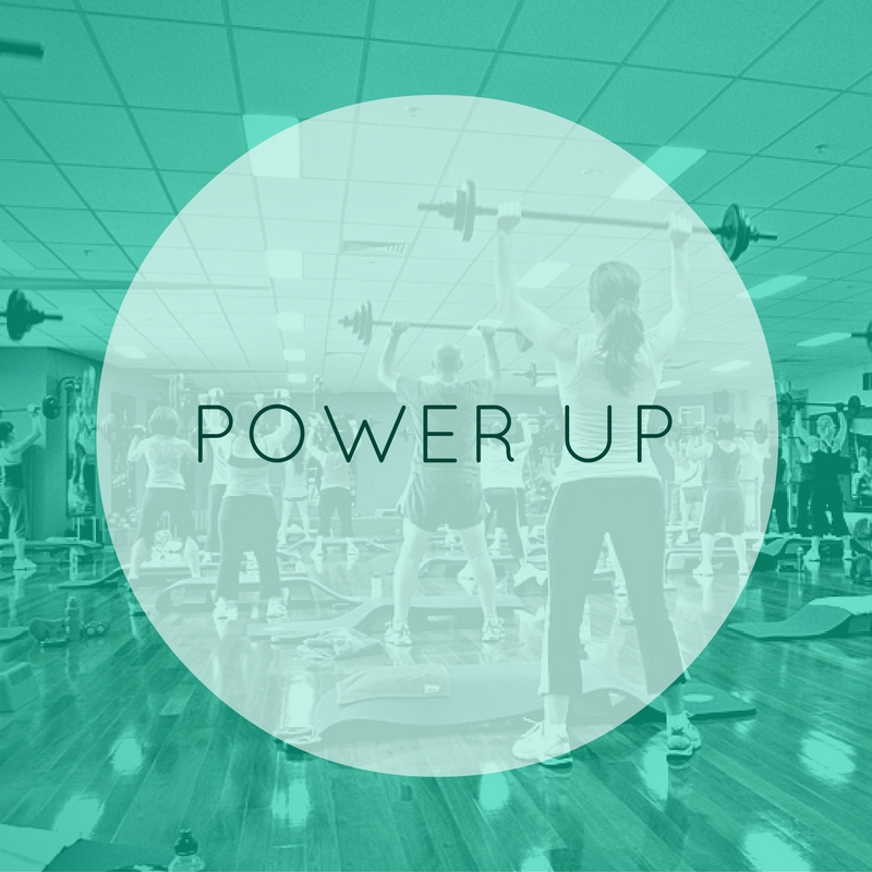 This 60 minute barbell program strengthens all your major muscles. This hour of power includes: great music, inspirational instructors, & simple, athletic movements such as squats, lunges, presses & curls.  POWER UP: B/I/A