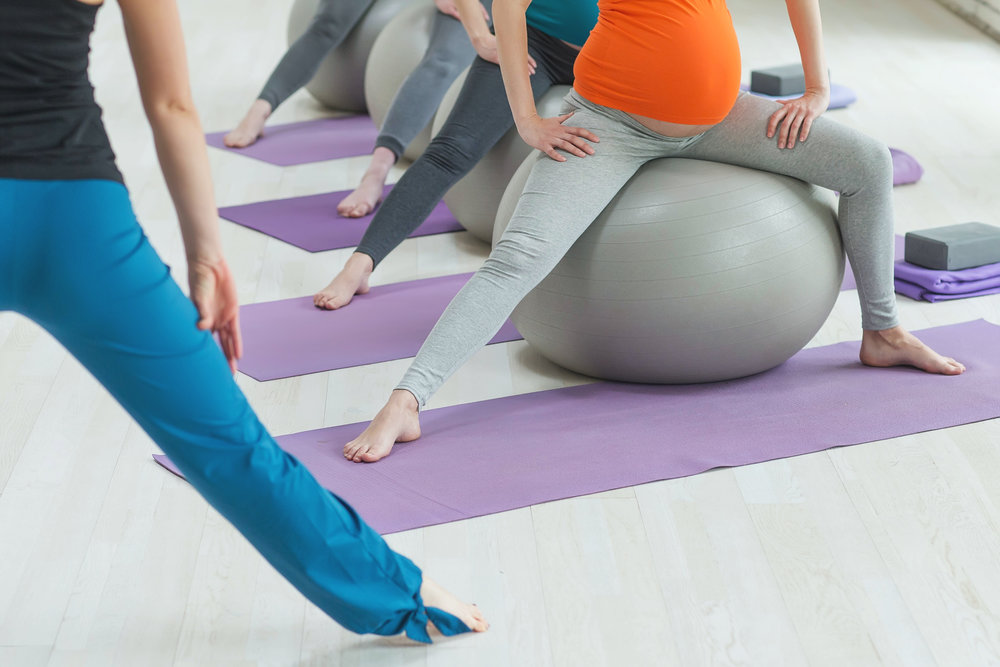 Pre-Natal Pilates - Join our specialised specialised Pregnancy Pilates for a fun and safe workout. One of the best form of exercise for pregnant women.