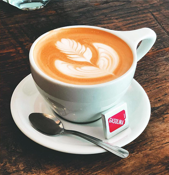 """""""There's also some of the best cappuccino in town, without the fuss and bother."""" - Los Angeles Daily News"""