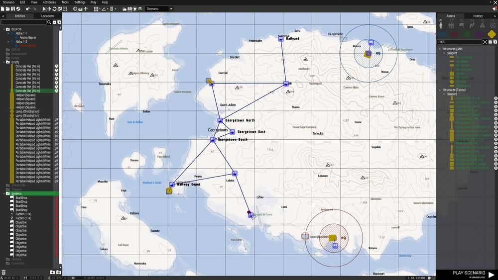 EUTW PVP Warfare Missions Editor
