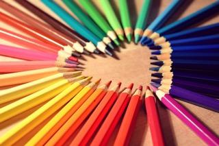 heart pencils