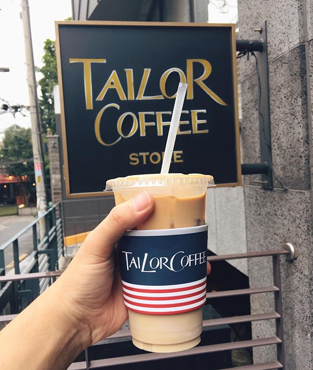 Haven't posted much lately but that doesn't mean I haven't been drinking good coffee, it just means I've been a bit busy/lazy #coffee #caffeine #caffeinated #caffeinatedexplorations #taylorcoffee #테일러커피 #커피 #커피숍 #커피스타그램 #홍대 #コーヒー