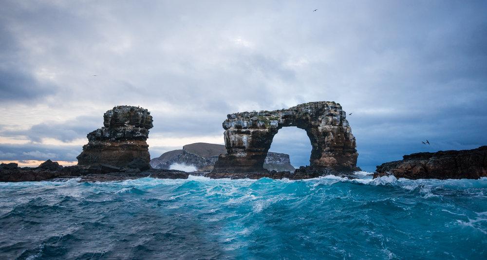 Darwin's Arch & Darwin's Island