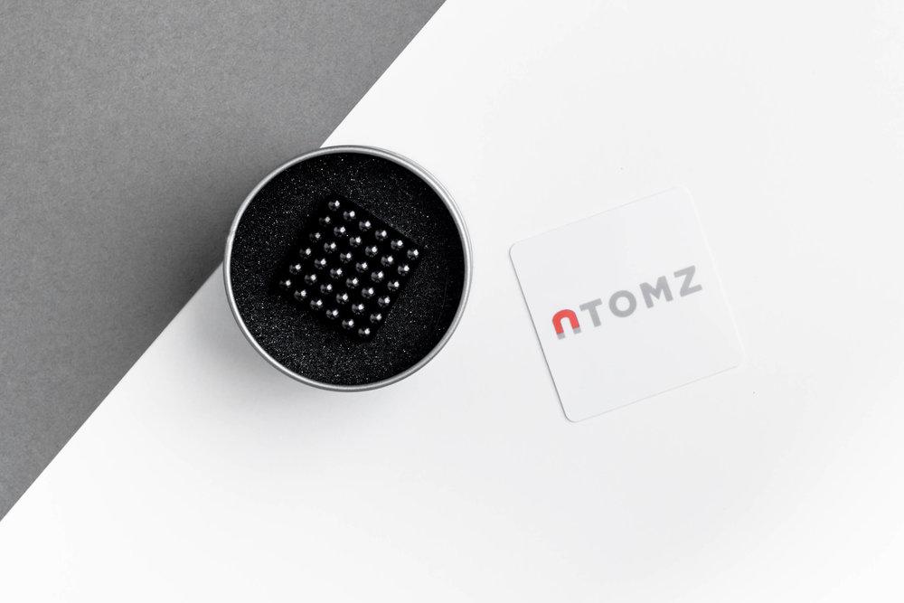 atomz-magnetic-balls