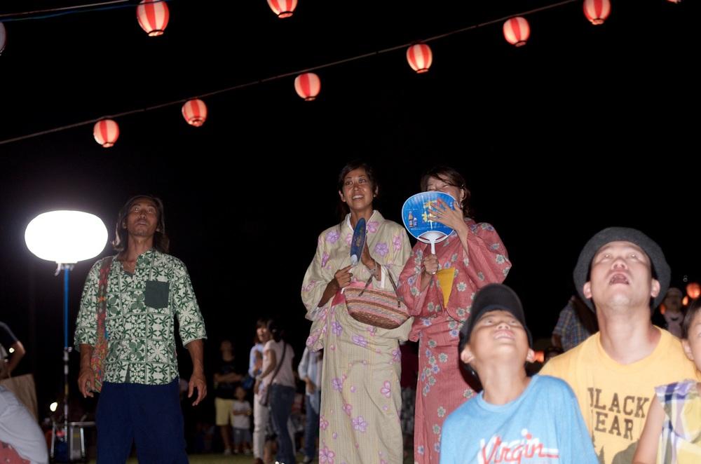 The local festival