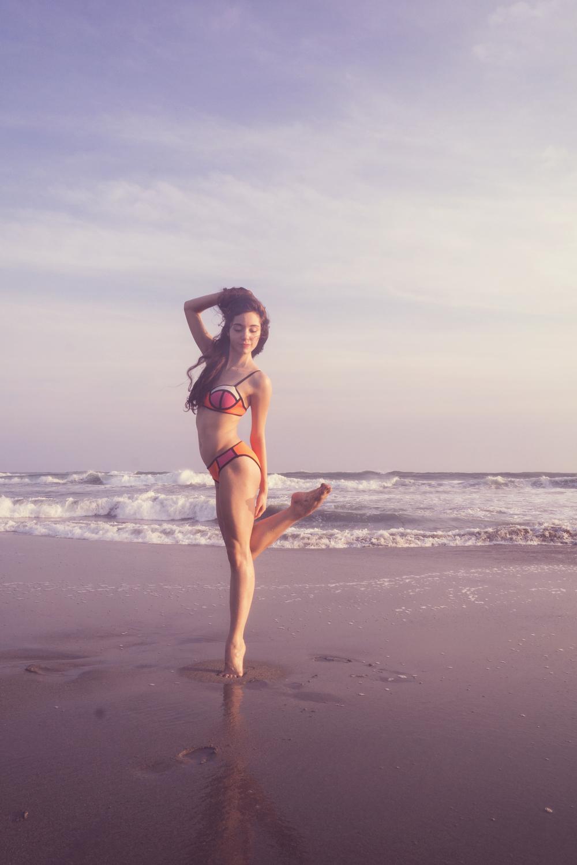 Bailar en la playa cuenta como descansar...verdad?