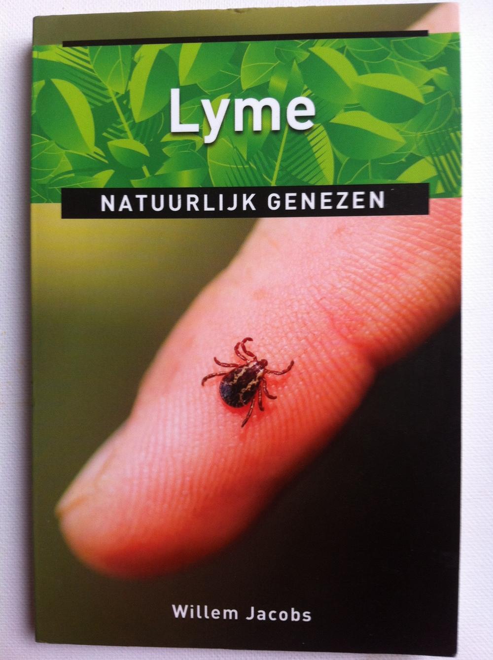 'Lymenatuurlijk Genezen', Willem Jacobs, een praktisch boekje.