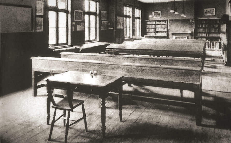 Big Schoolroom (1909)