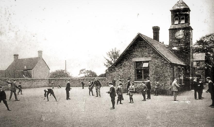 The Yard (1909)