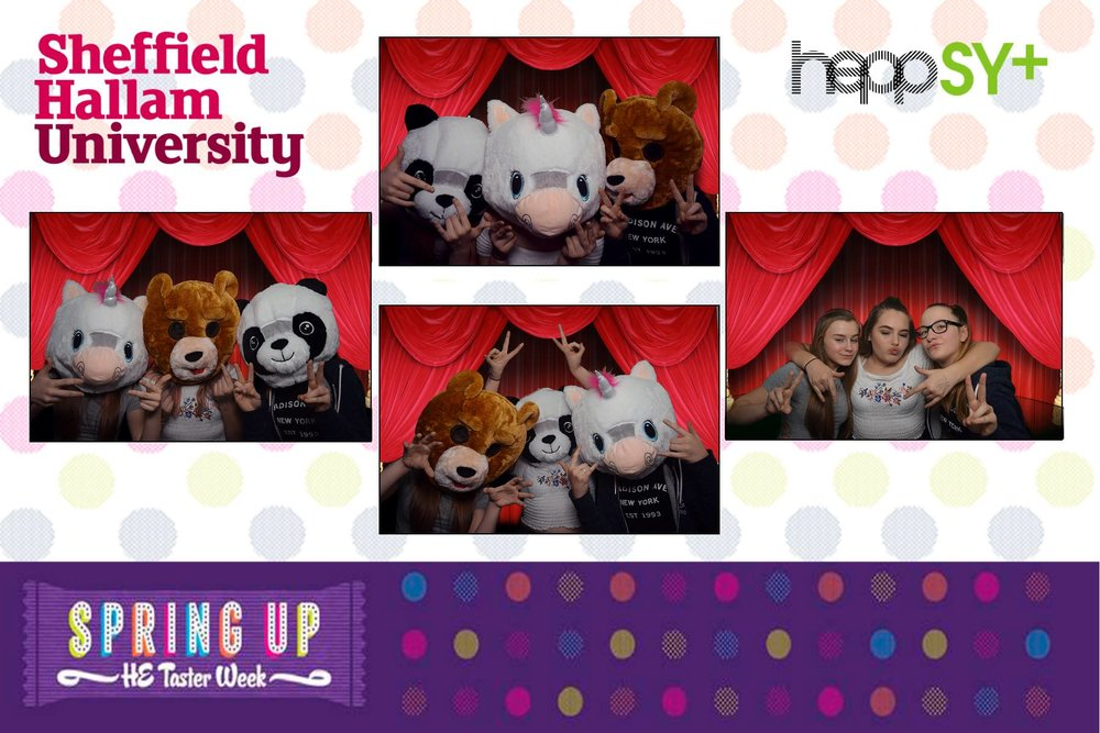 Sheffield Hallam University - University Campus 30th March 2018
